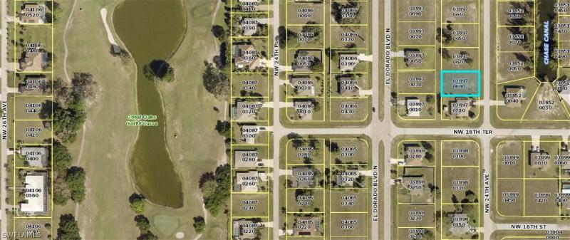 1818 Nw 24th Avenue, Cape Coral, Fl 33993