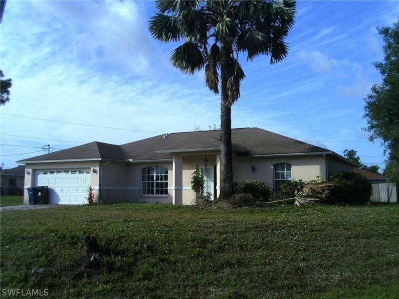 For Sale in BUCKINGHAM PARK Fort Myers FL