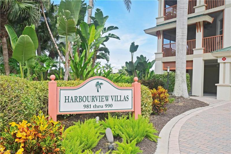 981 Harbourview Villas At South Se , Captiva, Fl 33924