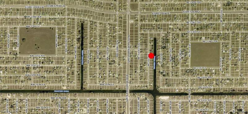 2121 Ne 1st Avenue, Cape Coral, Fl 33909