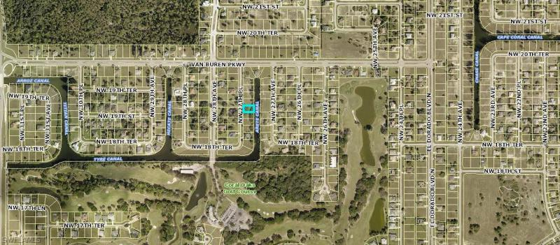 1903 Nw 27th Place, Cape Coral, Fl 33993