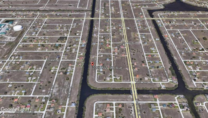 2020 Nw 9th Avenue, Cape Coral, Fl 33993