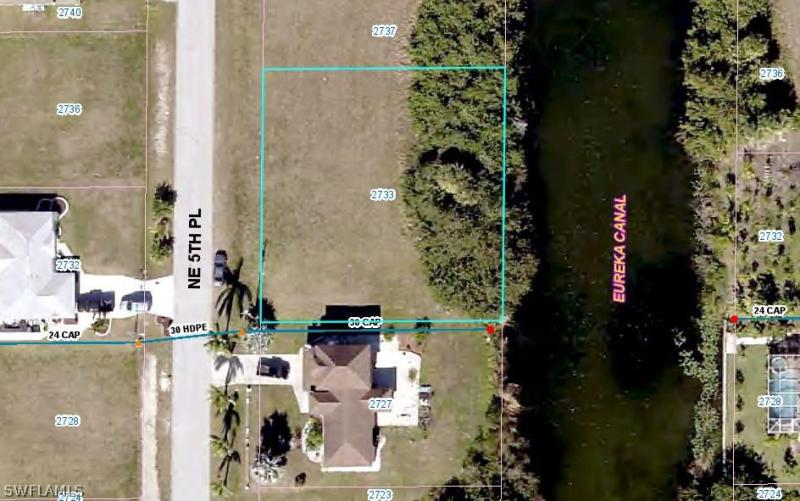 2733 Ne 5th Place, Cape Coral, Fl 33909