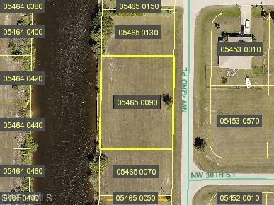 3804 Nw 42nd Place, Cape Coral, Fl 33993