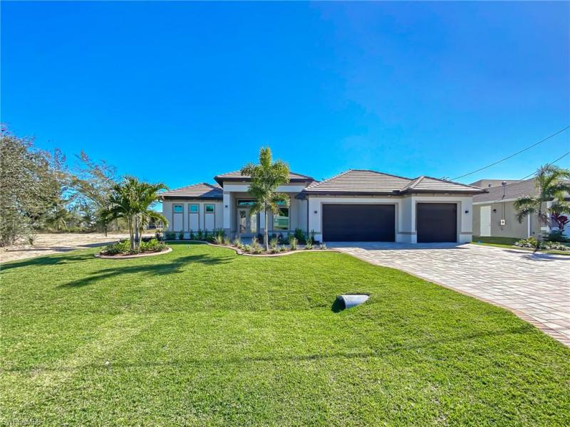 2532 Sw 26th Place, Cape Coral, Fl 33914