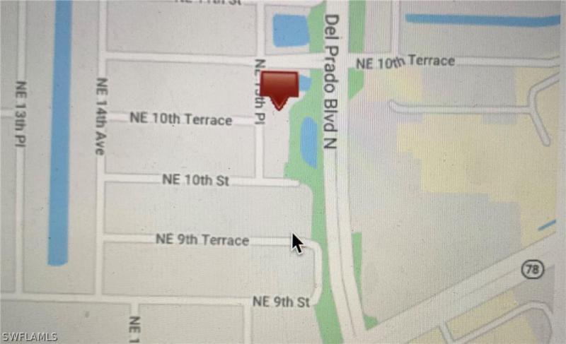 1017 Ne 15th Place, Cape Coral, Fl 33909