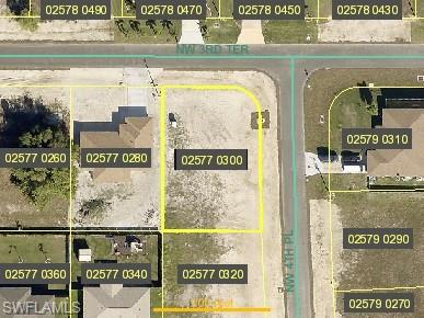 414 Nw 3rd Terrace, Cape Coral, Fl 33993