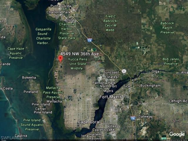 4549 Nw 36th Avenue, Cape Coral, Fl 33993