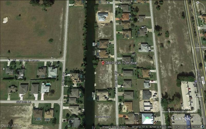 3810 Sw 17th Avenue, Cape Coral, Fl 33914