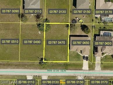 2233 Nw 8th Terrace, Cape Coral, Fl 33993