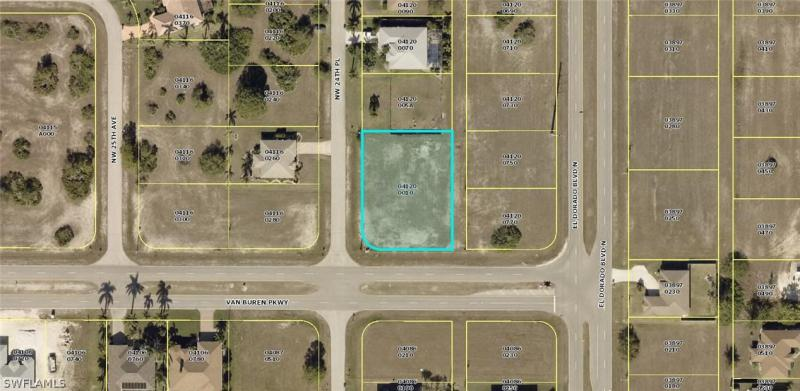 2003 Nw 24th Place, Cape Coral, Fl 33993