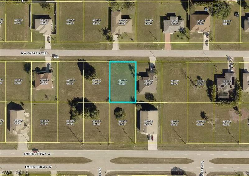 2600 Nw Embers Terrace, Cape Coral, Fl 33993