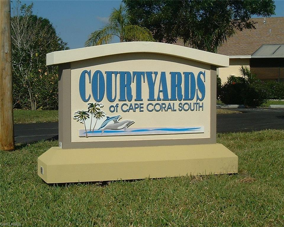 1518 Sw Courtyards Lane #197, Cape Coral, Fl 33914