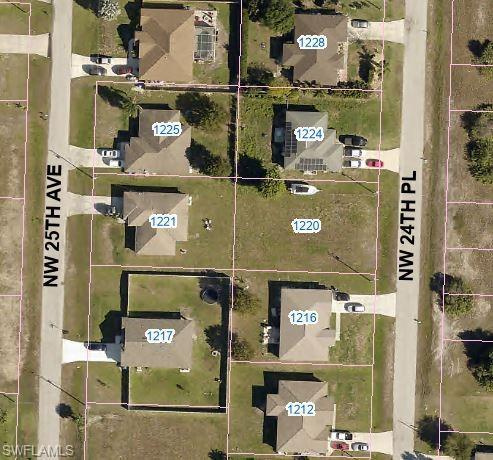 1220 Nw 24th Place, Cape Coral, Fl 33993