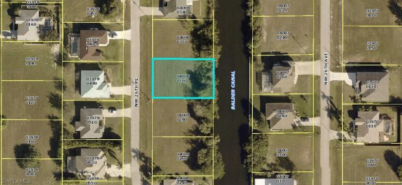 209 Nw 26th Place, Cape Coral, Fl 33993