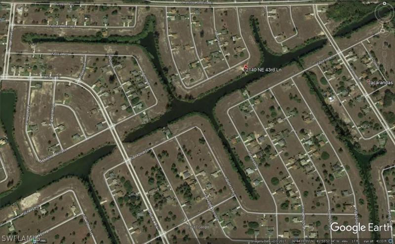 2140 Ne 43rd Street, Cape Coral, Fl 33909