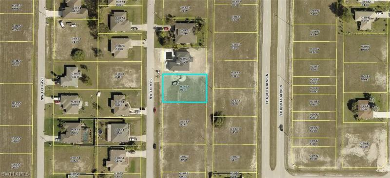 2005 Nw 16th Place, Cape Coral, Fl 33993
