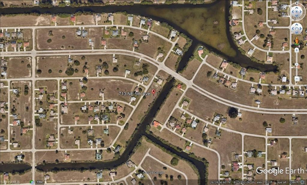 713 Ne 5th Avenue, Cape Coral, Fl 33909
