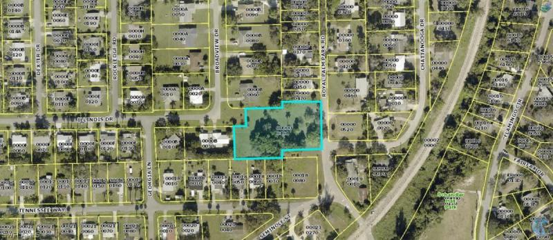 For Sale in ROYAL PALM PARK FORT MYERS FL