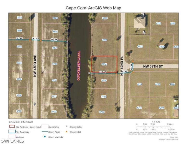3734 Nw 42nd Place, Cape Coral, Fl 33993