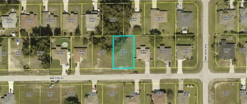 2813 Nw 7th Street, Cape Coral, Fl 33993