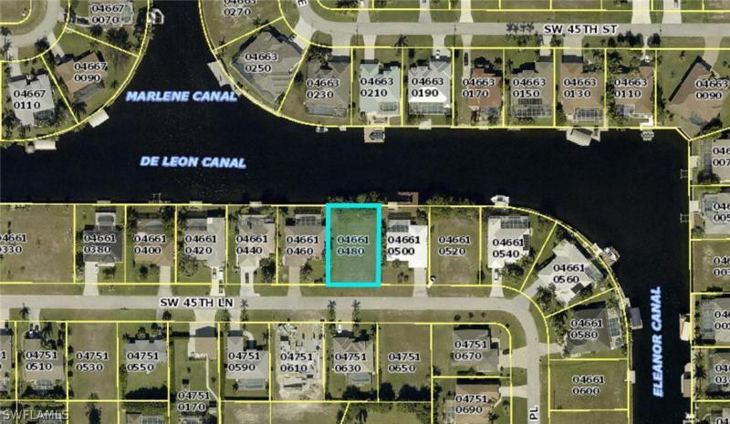 1805 Sw 45th Lane, Cape Coral, Fl 33914
