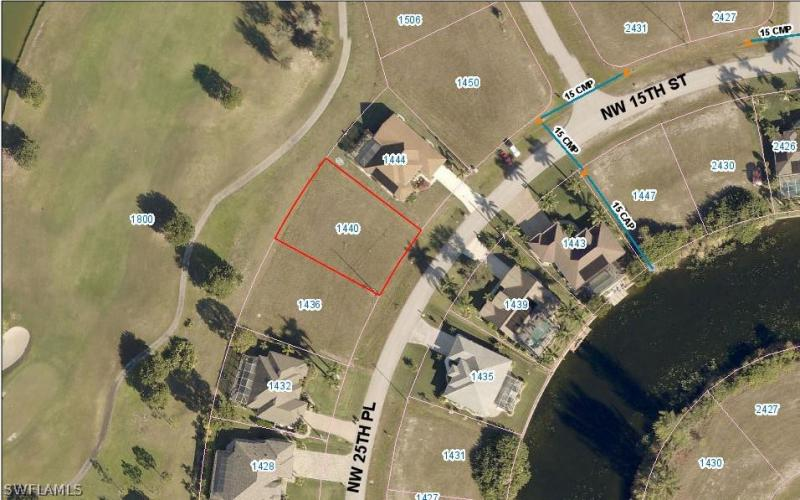 1440 Nw 25th Place, Cape Coral, Fl 33993