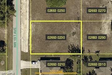 1725 Nw 1st Avenue, Cape Coral, Fl 33993