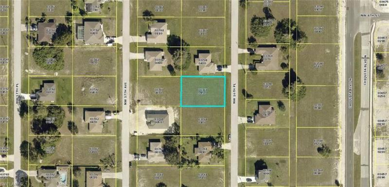 314 Nw 16th Place, Cape Coral, Fl 33993