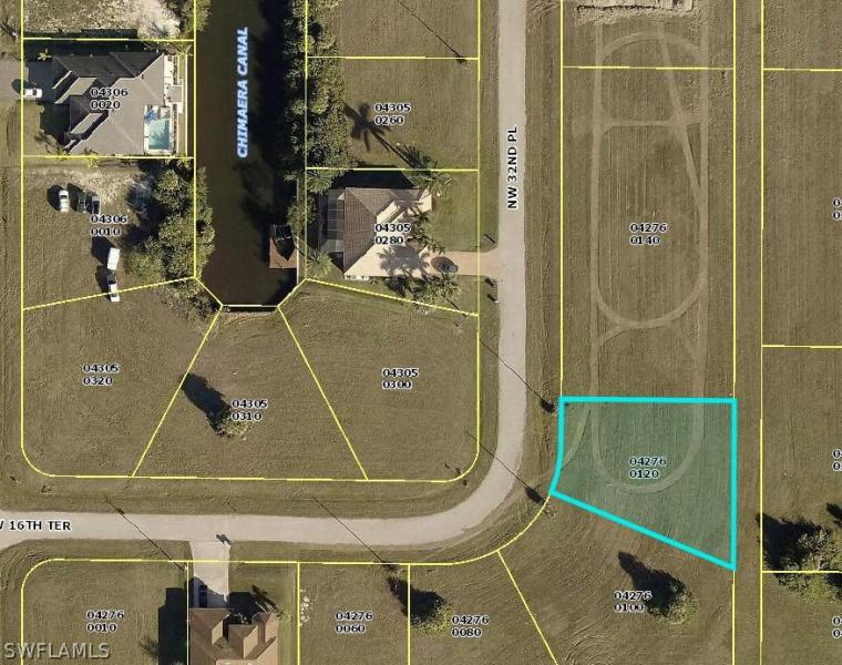 1615 Nw 32nd Place, Cape Coral, Fl 33993