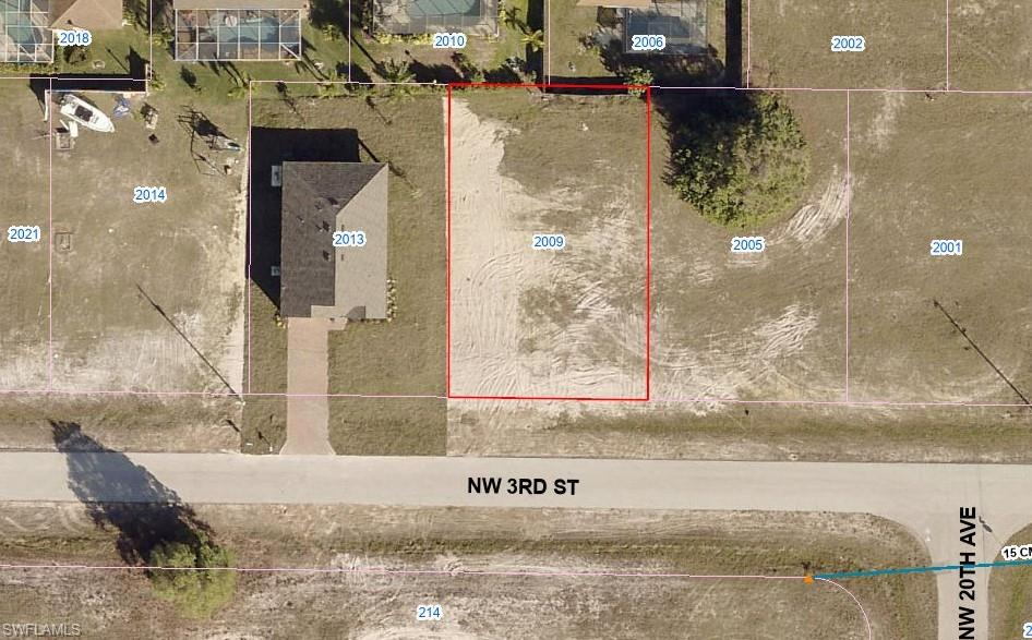 2009 Nw 3rd Street, Cape Coral, Fl 33993