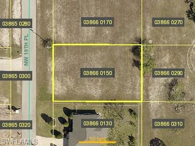 1843 Nw 19th Place, Cape Coral, Fl 33993