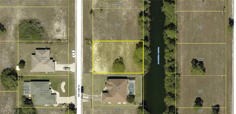 2909 Nw 22nd Place, Cape Coral, Fl 33993