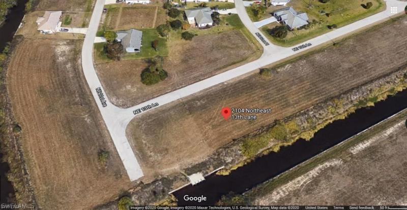 2104 Ne 13th Lane, Cape Coral, Fl 33909
