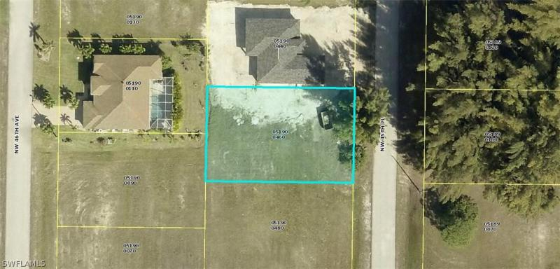 2818 Nw 45th Place, Cape Coral, Fl 33993