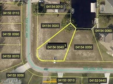 3827 Nw 2nd Terrace, Cape Coral, Fl 33993