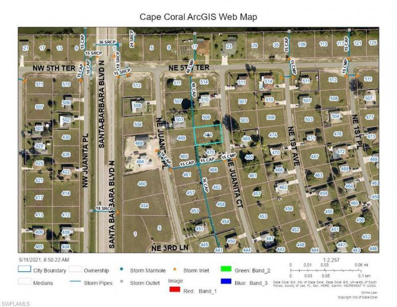 474 Ne Juanita Court, Cape Coral, Fl 33909