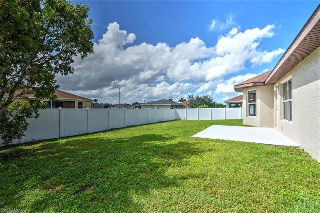 1608 Nw 23rd Terrace, Cape Coral, Fl 33993