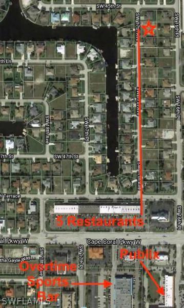 4529 Sw 17th Avenue, Cape Coral, Fl 33914