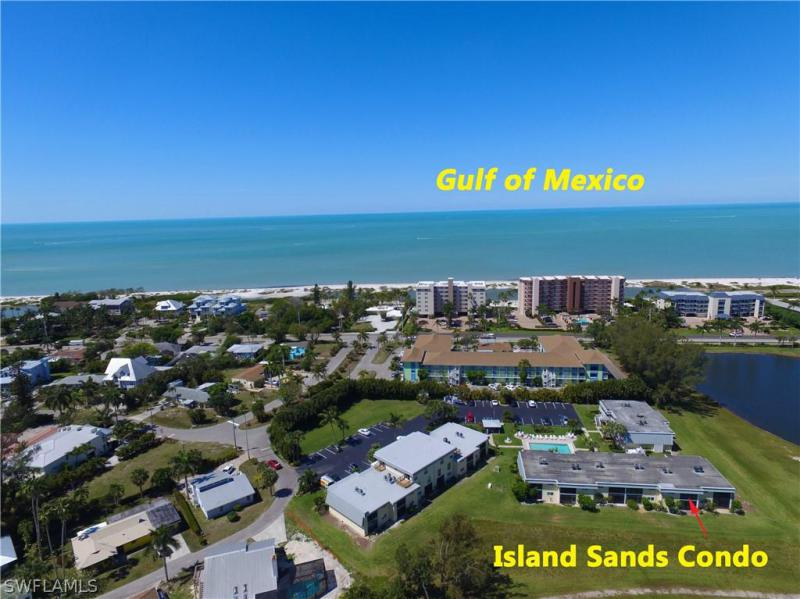 For Sale in ISLAND SANDS CONDO FORT MYERS BEACH FL