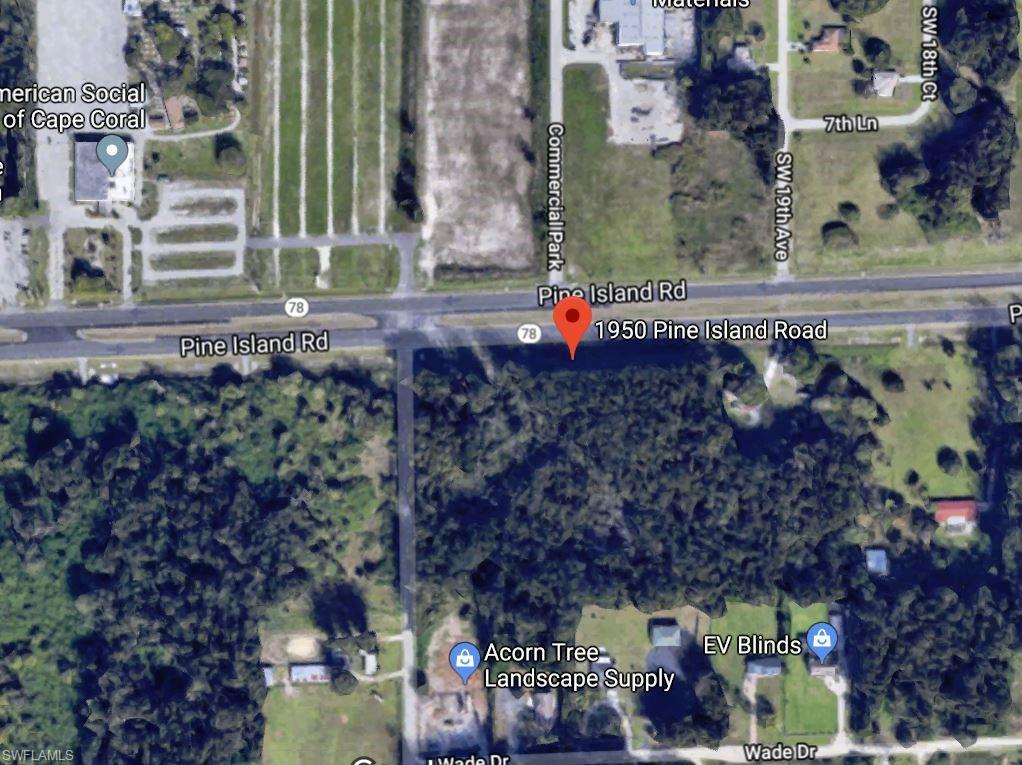 Corner Lot , Cape Coral, Fl 33991
