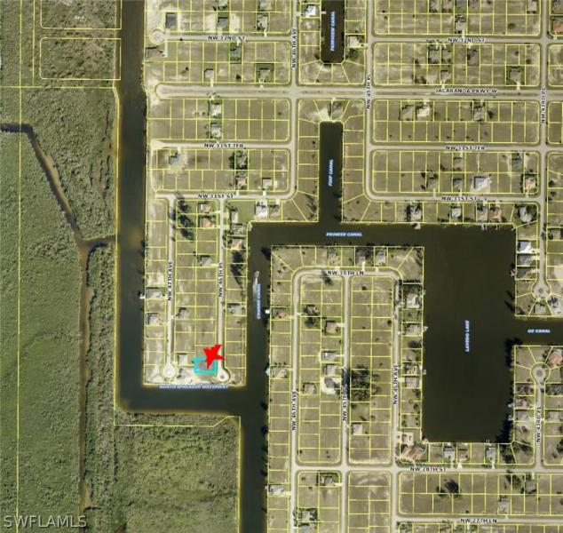 2826 Nw 46th Place, Cape Coral, Fl 33993
