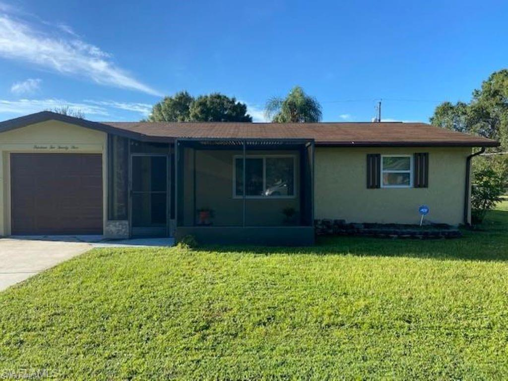 For Sale in FORT MYERS SHORES FORT MYERS FL