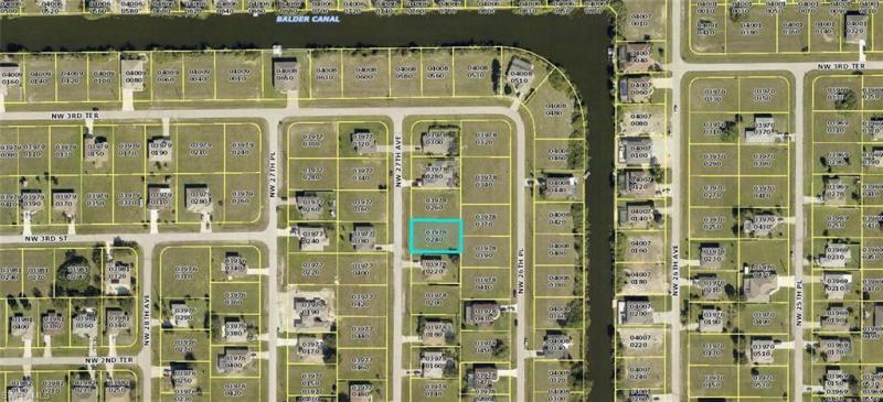231 Nw 27th Avenue, Cape Coral, Fl 33993