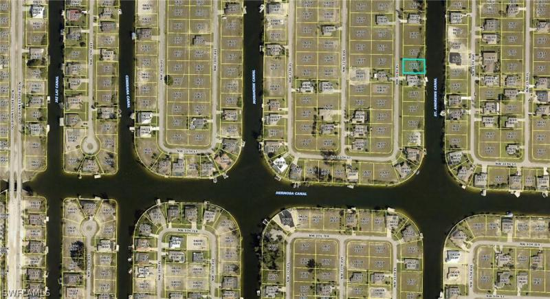 1025 36th Place NW, CAPE CORAL, FL  33993 $103,000