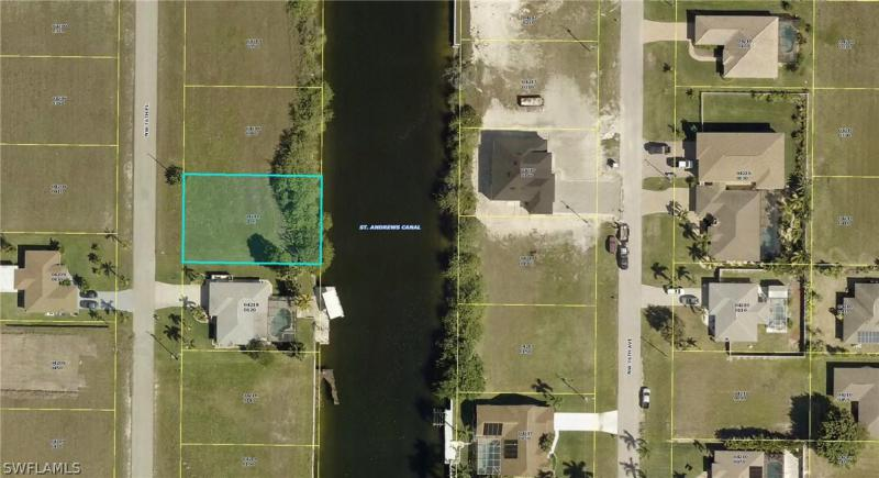 1025 Nw 36th Place, Cape Coral, Fl 33993