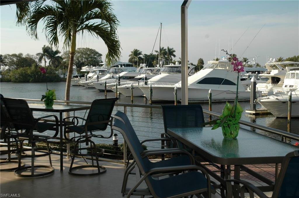 97 Ft Boat Slip At Gulf Harbour G 10 , Fort Myers, Fl 33908