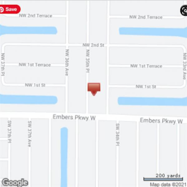13 Nw 35th Place, Cape Coral, Fl 33993