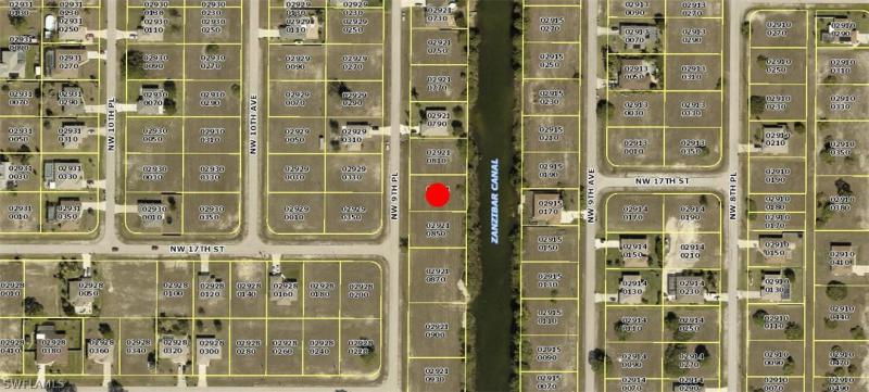 1707 Nw 9th Place, Cape Coral, Fl 33993