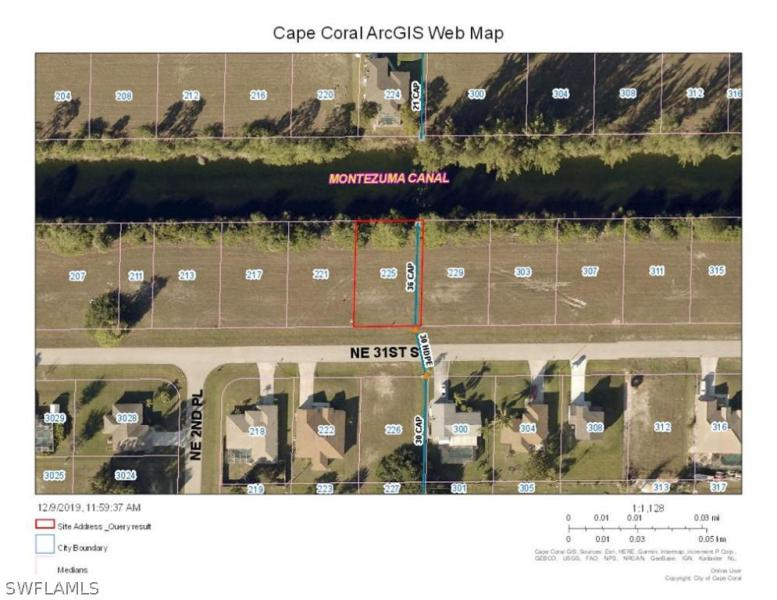 225 Ne 31st Street, Cape Coral, Fl 33909
